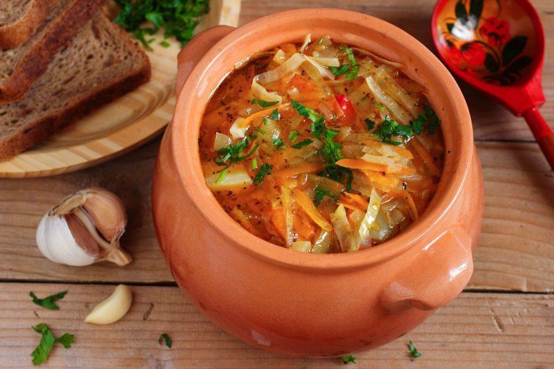 Щи из свежей капусты — 8 рецептов приготовления