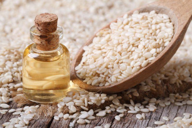 Кунжутное масло - полезные свойства и противопоказания
