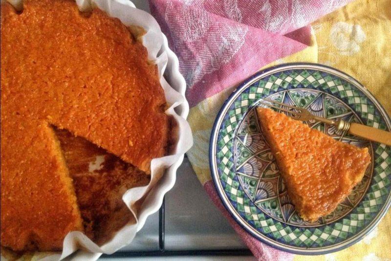 Морковный пирог — 9 вкусных рецептов приготовления