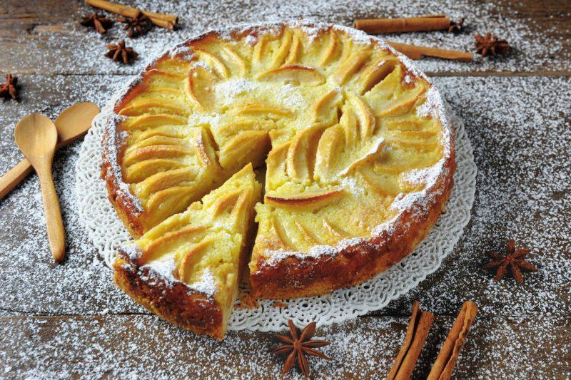 Как приготовить яблочный пирог быстро и вкусно? 13 рецептов в духовке и мультиварке