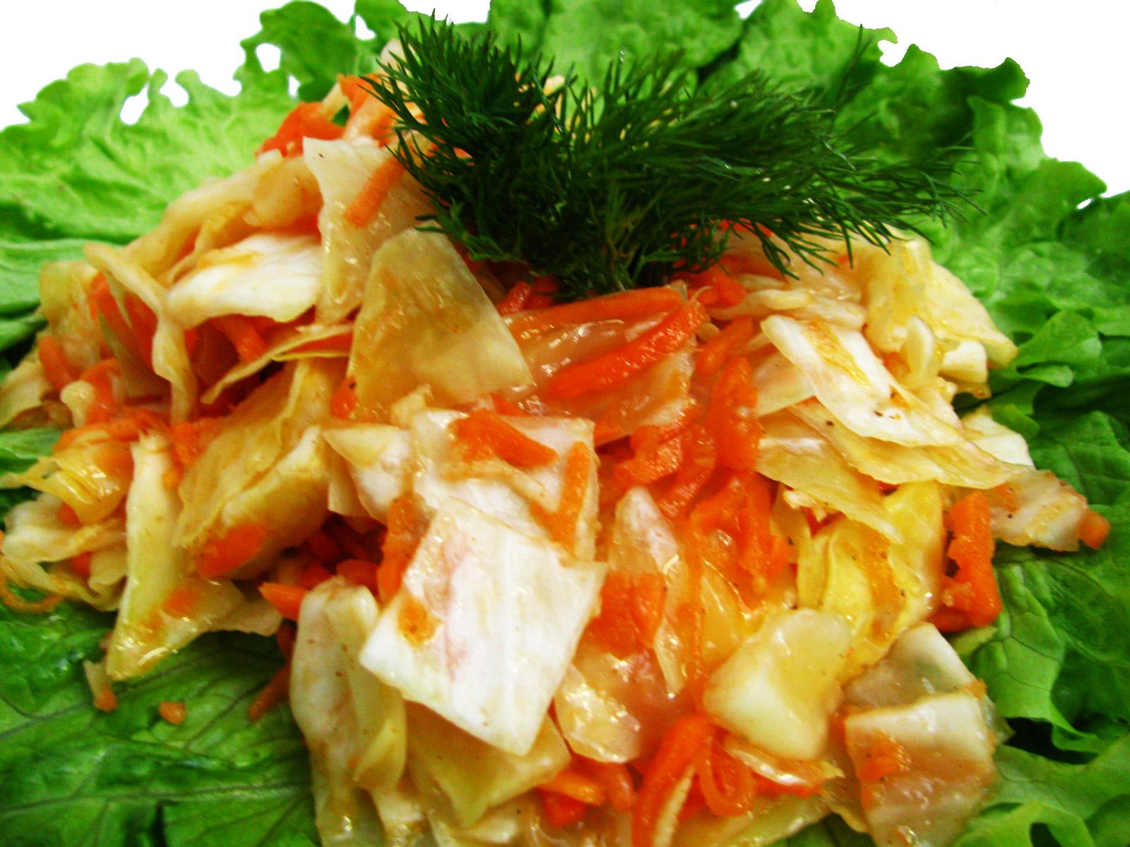 многом салаты из корейской капусты рецепты с фото составу