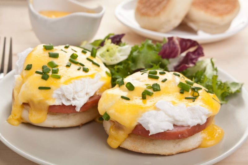 Яйца бенедикт - 3 рецепта приготовления, классический рецепт