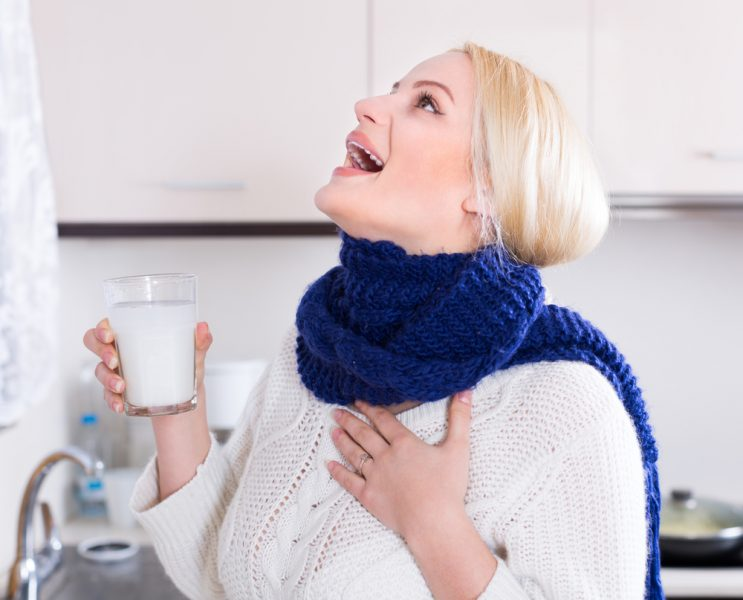 18 народных средств от кашля для взрослых