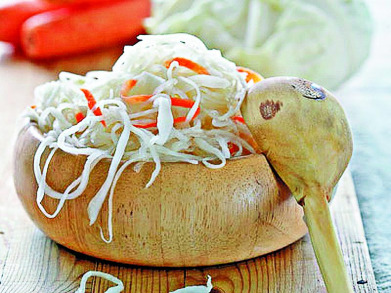 Рецепты квашеной капусты в рассоле