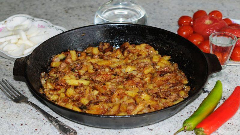 Картошка с тушенкой – 6 рецептов приготовления