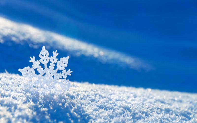 к чему снится много снега