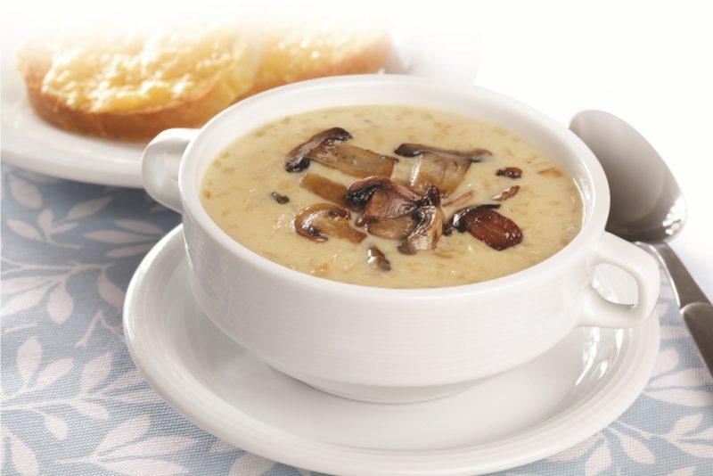 Грибной суп из замороженных грибов — 8 рецептов приготовления