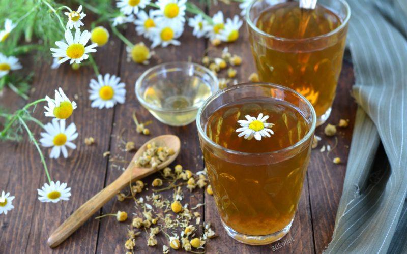 Ромашковый чай — польза и вред для женщин