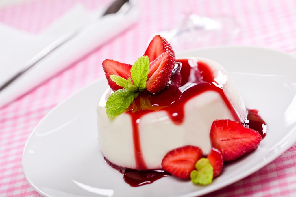 126ec6c91f1cfc49a59b89c2b59dcabb Как приготовить десерт Панна Котта по пошаговому рецепту с фото