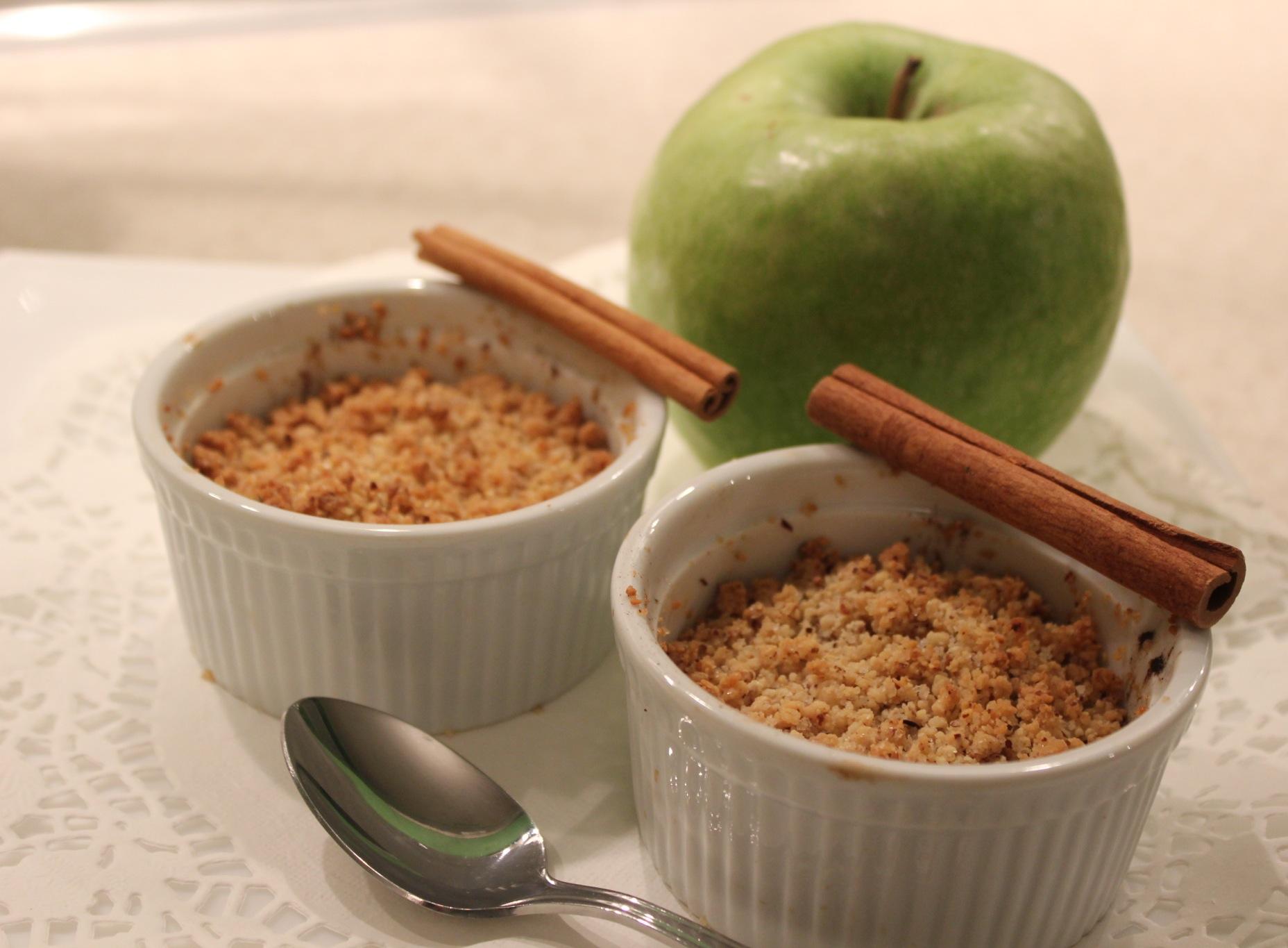 яблочный крамбл рецепт с фото квартира скандинавском стиле