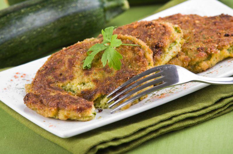 Котлеты из кабачков – 8 вкусных рецептов приготовления