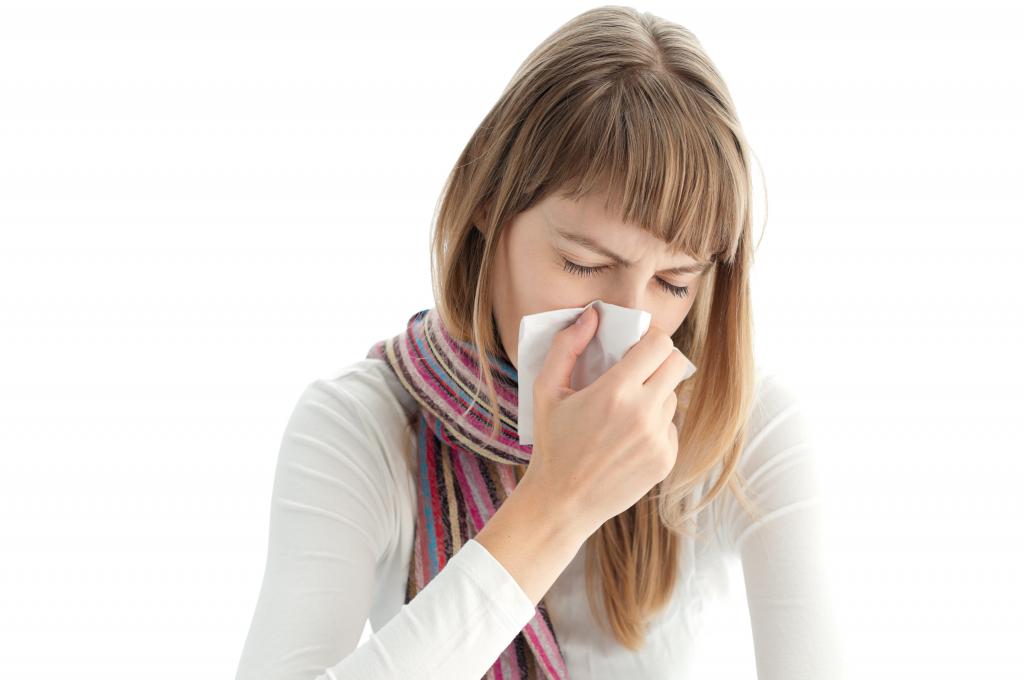 Народные средства от заложенности носа