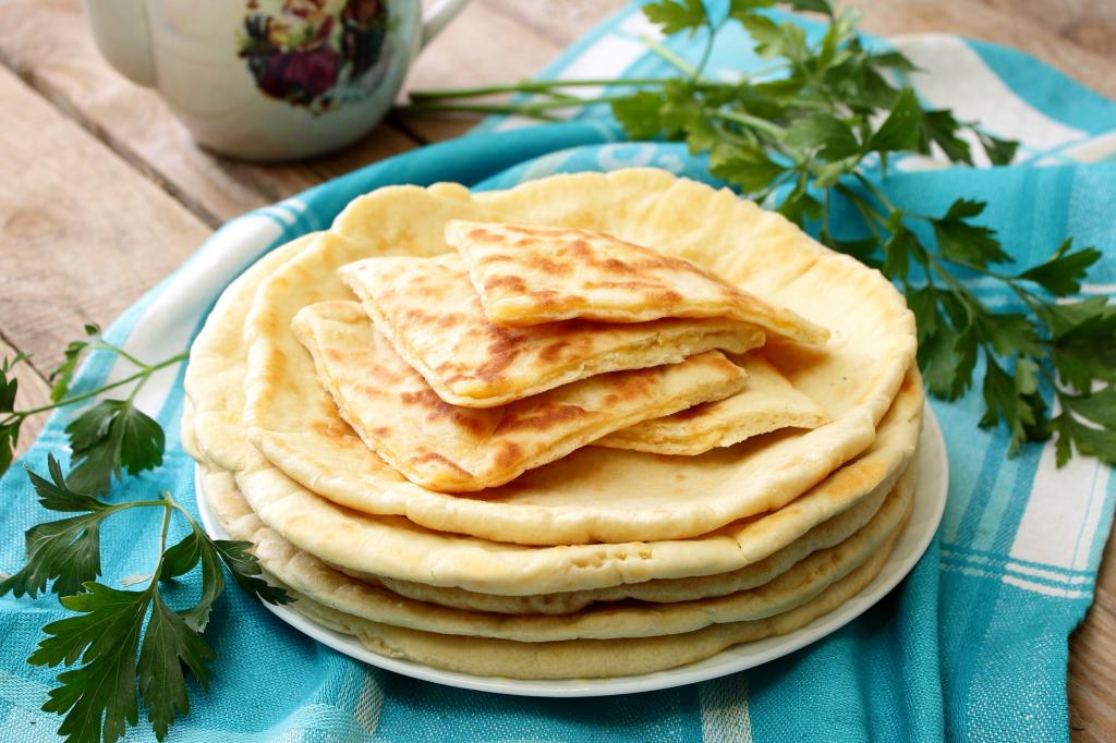 Хачапури на сковороде быстрый рецепт с фото пошагово