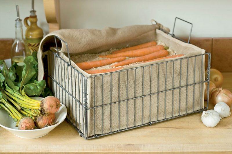 Хранение моркови в полиэтиленовых мешках. Как правильно хранить морковь в погребе и квартире: подробное руководство. В пакетах в домашних условиях
