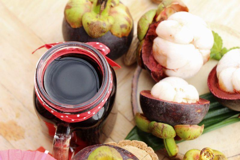 Вино из мангостин рецепт