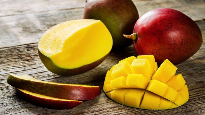 Манго фрукт, все о нем: полезные свойства, как правильно кушать манго - способы, как определить спелость и какие есть сорта