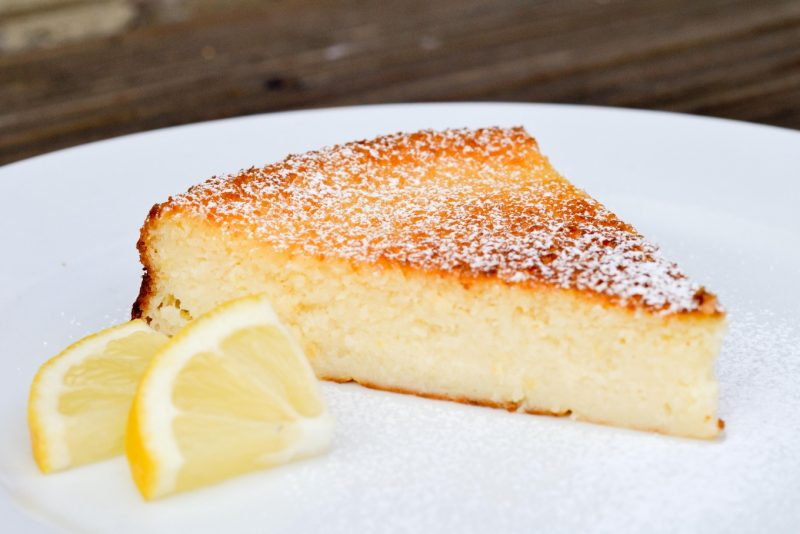 Лимонный пирог наивкуснейший - 8 рецептов приготовления