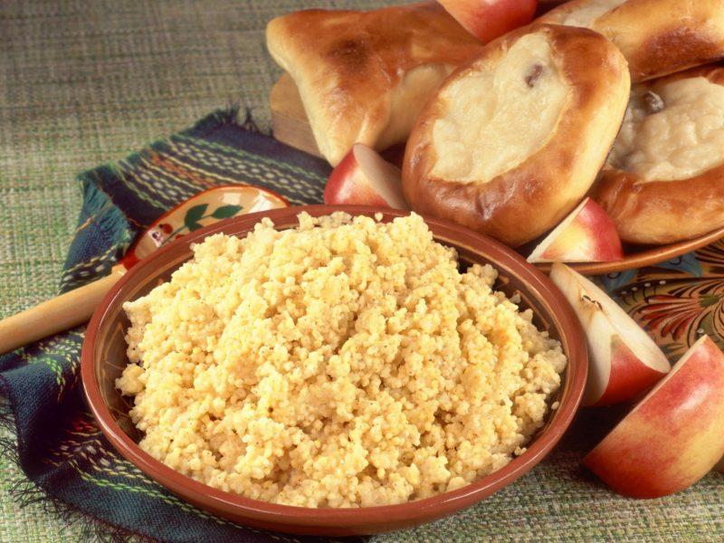 Пшеничная каша — польза и вред для организма