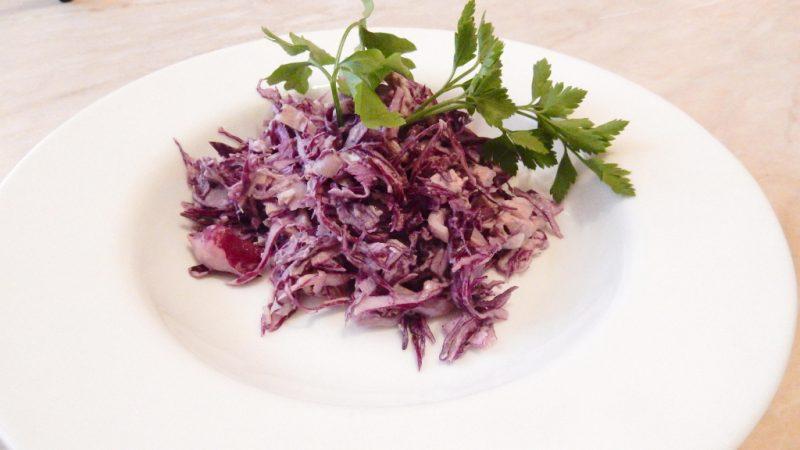 Салат из красной капусты – 9 рецептов как вкусно приготовить