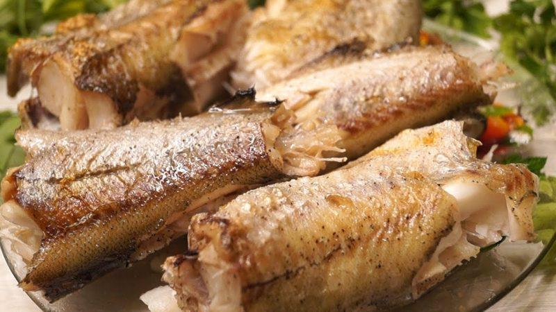 как вкусно приготовить речную рыбу
