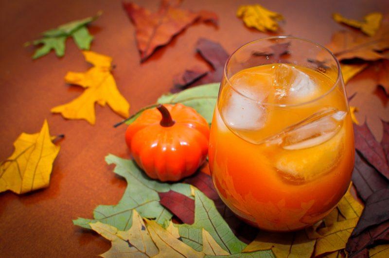 Тыквенный сок - польза и вред для женщин