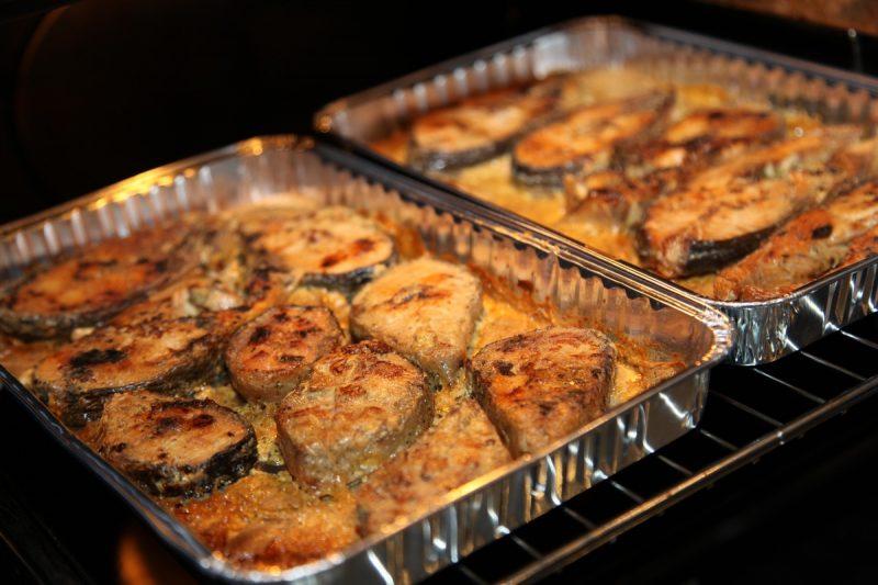 горбуша рецепты приготовления с фото розмарина