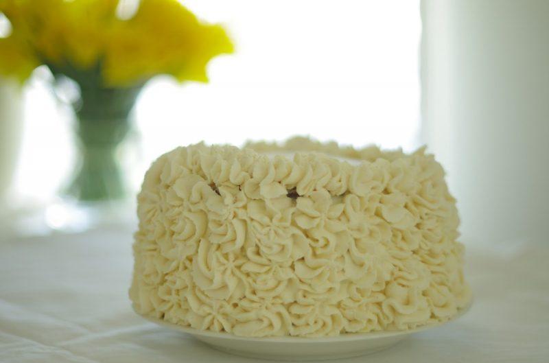 Крем для торта на сгущенке