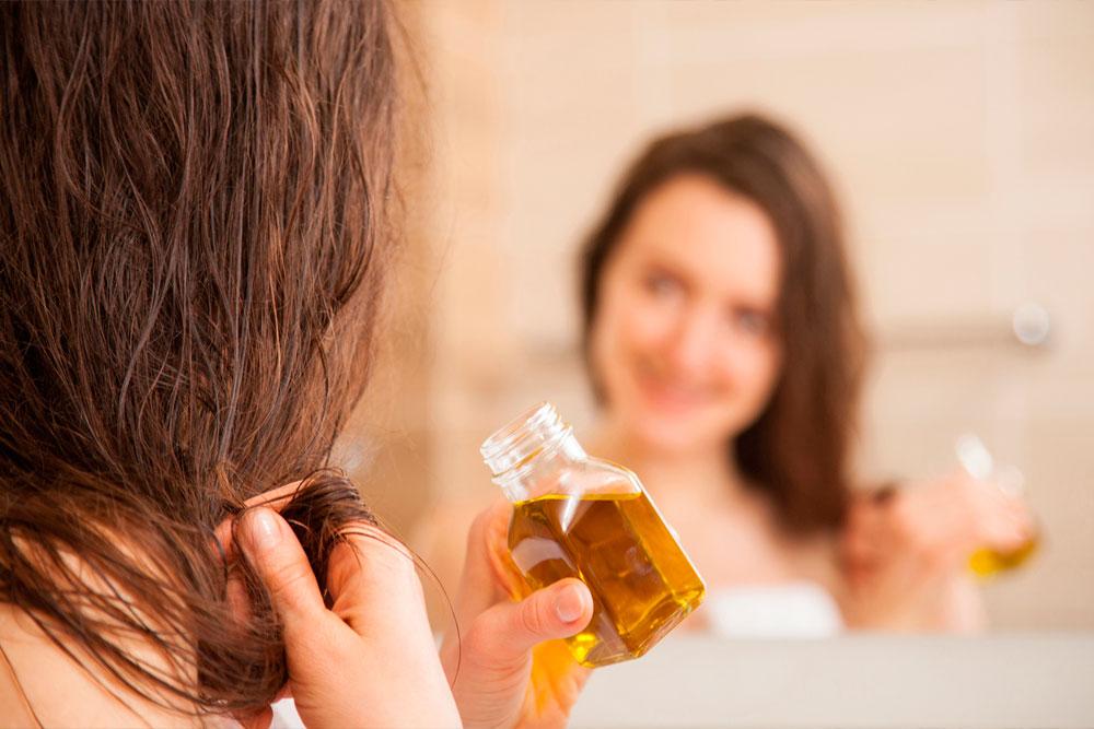 Касторовое масло и рост волос