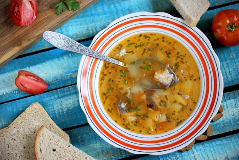 рецепты приготовления супа из рыбной консервы