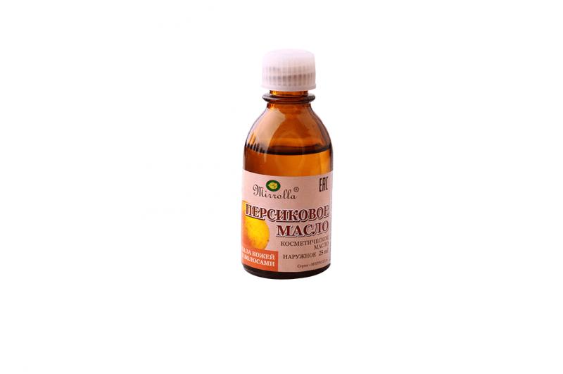 Косметическое персиковое масло: свойства и применение, в том числе для ресниц, состав, меры предосторожности и отзывы