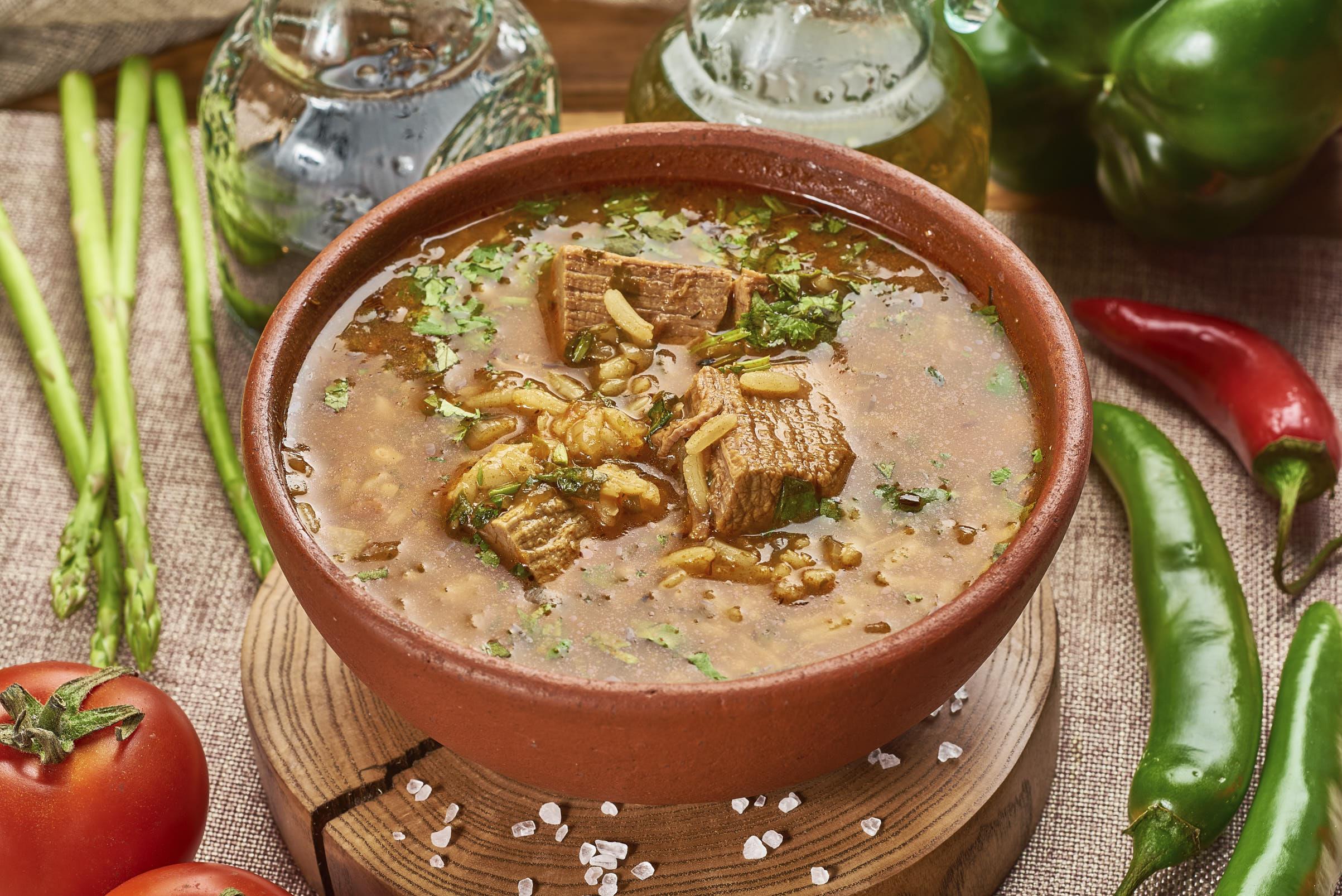 Суп харчо рецепт приготовления с фото