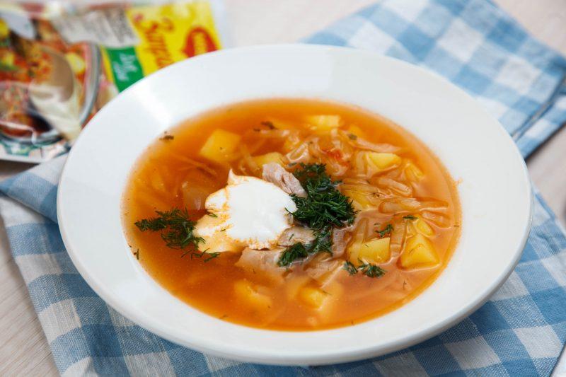 супы из квашеной капусты рецепты с фото этого клуба глубокая