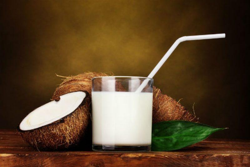 Кокосовое молоко - польза и вред