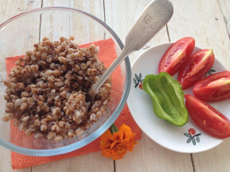 Гречка с индейкой диета