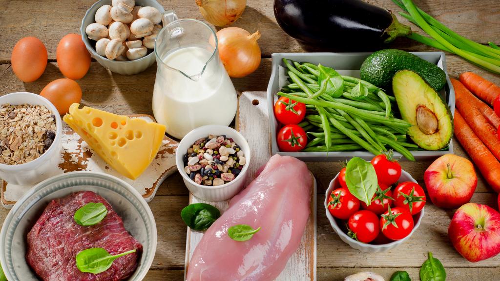 Дробная диета меню на неделю — Похудение