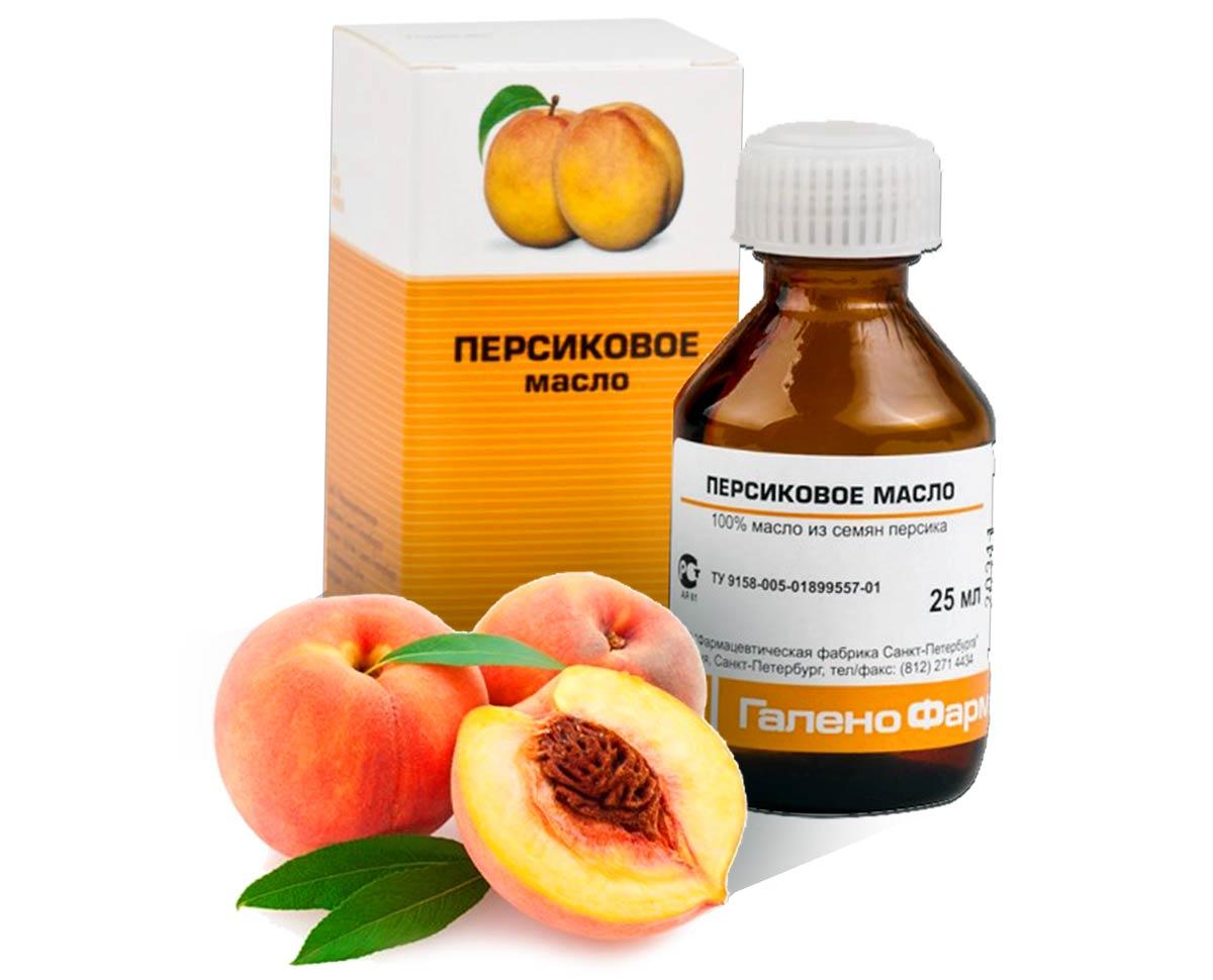 масло персиковое для похудения