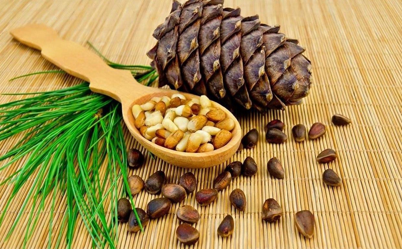 Кедровые орешки в гинекологии