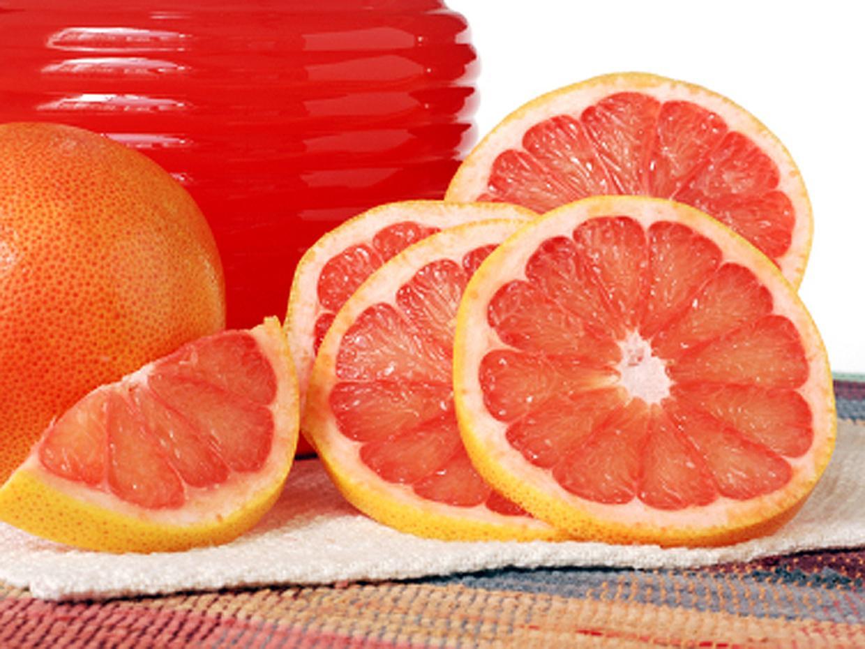 Похудеть грейпфрут лимон