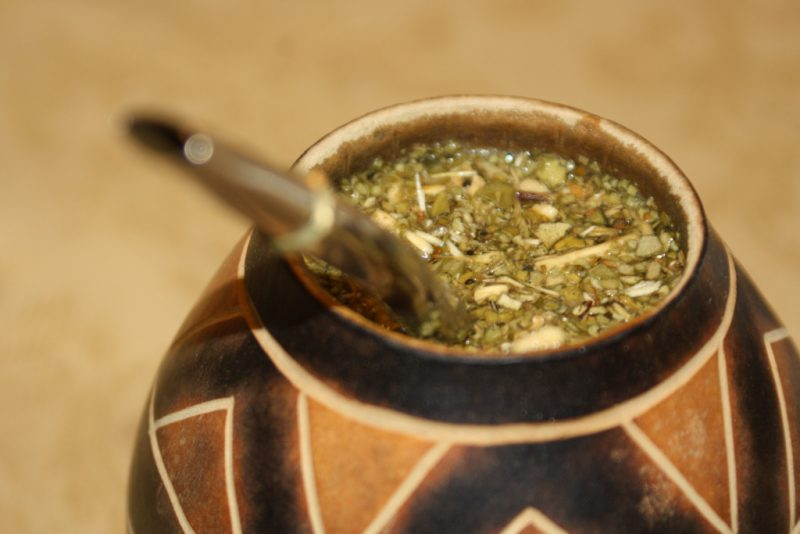 Чай Мате — что это за чай, как заваривать и пить, польза и вред