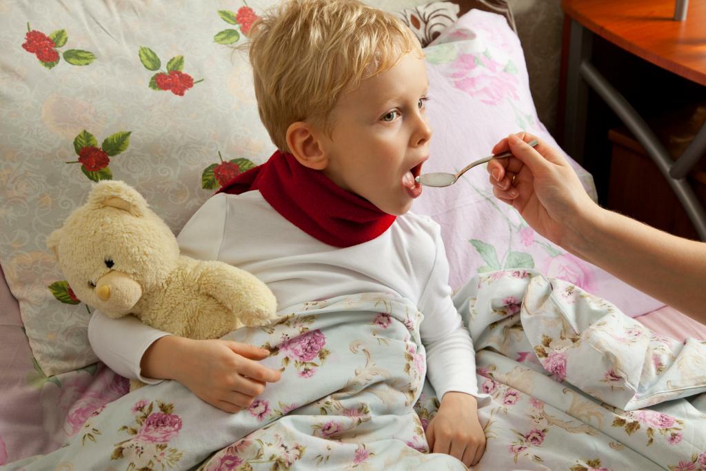 Сироп от кашля для детей — 21 эффективный вариант лечения кашля