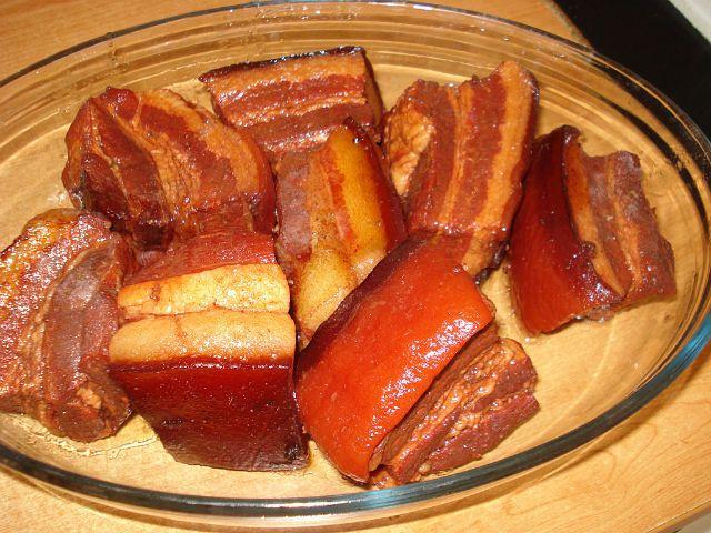 Как сварить сало свежее в луковой шелухе — pic 6