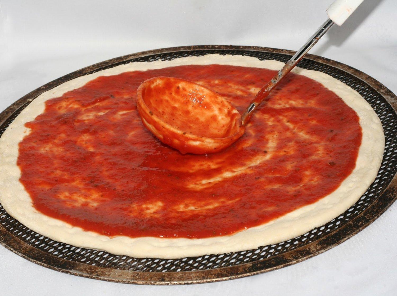 Итальянский соус для пиццы рецепт с фото