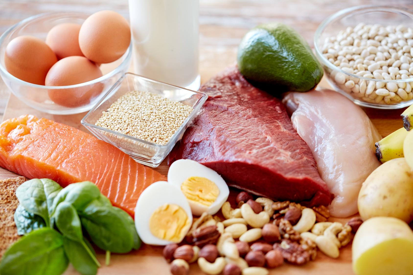 Как составить меню сбалансированное питание