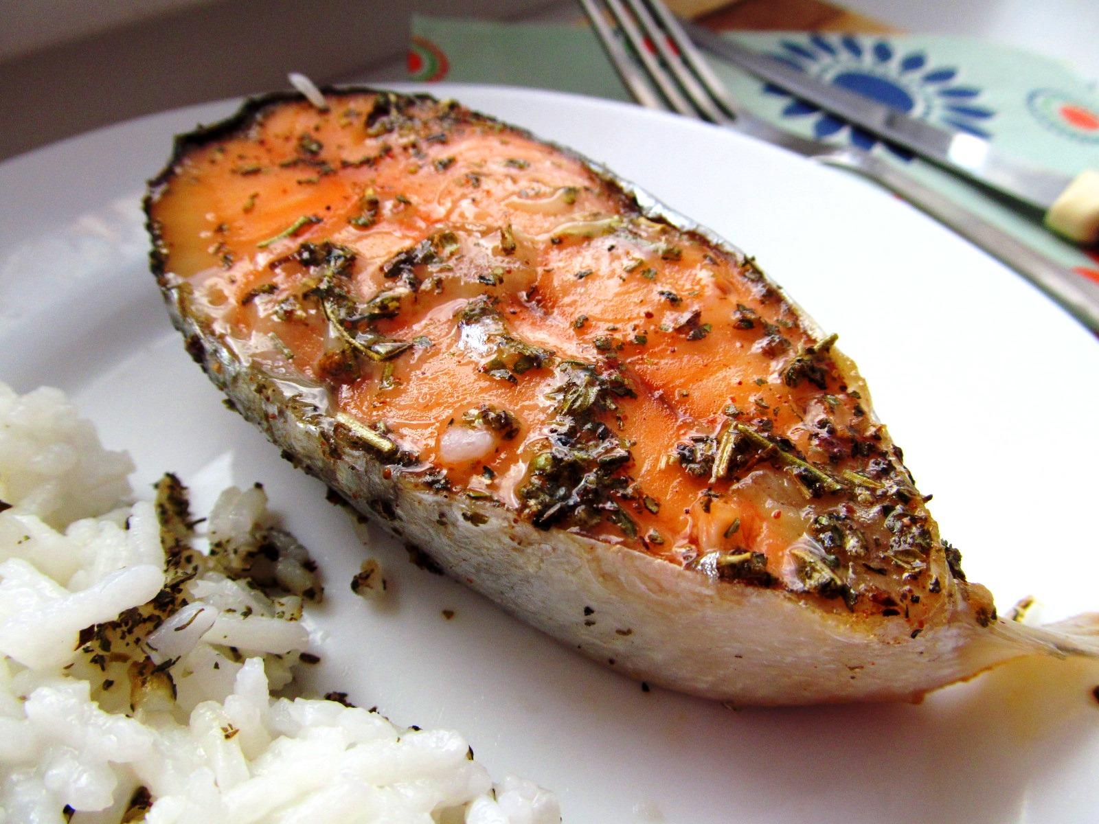 рыбные блюда рецепты с фото простые компания