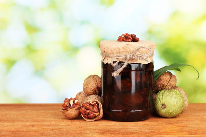 Калорийность варенья из зеленых грецких орехов — pic 10