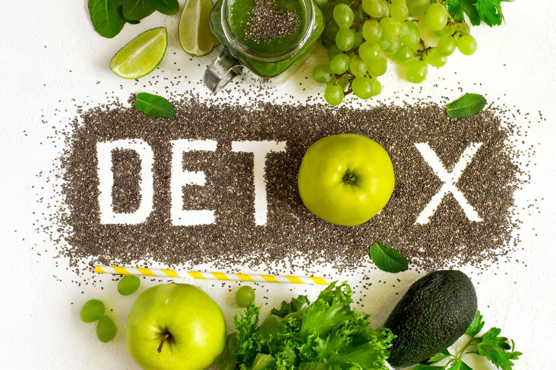 Детокс программа на неделю в домашних условиях – меню и правила питания
