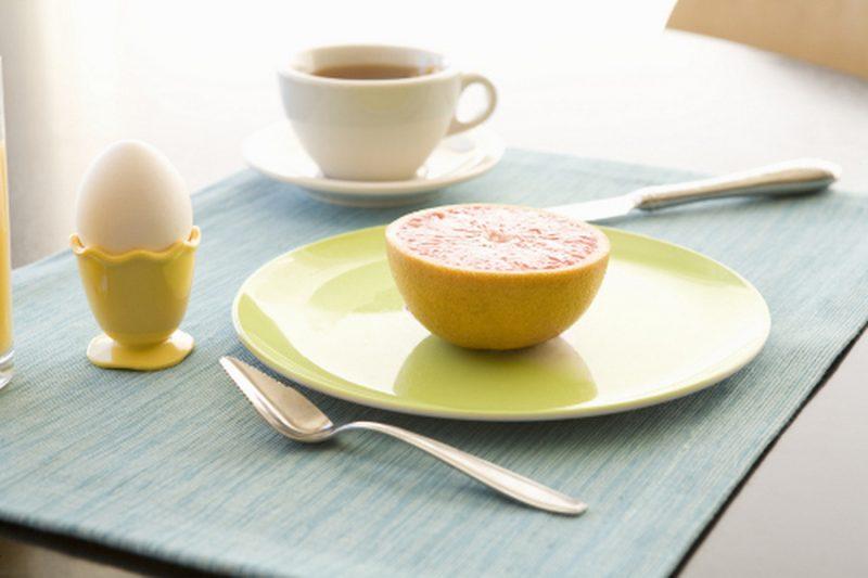 Диета зеленый чай яйцо