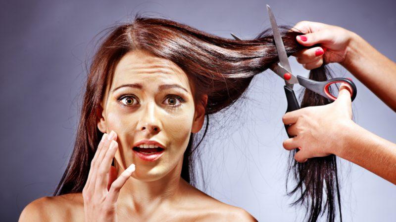 Сонник подстригать женщину
