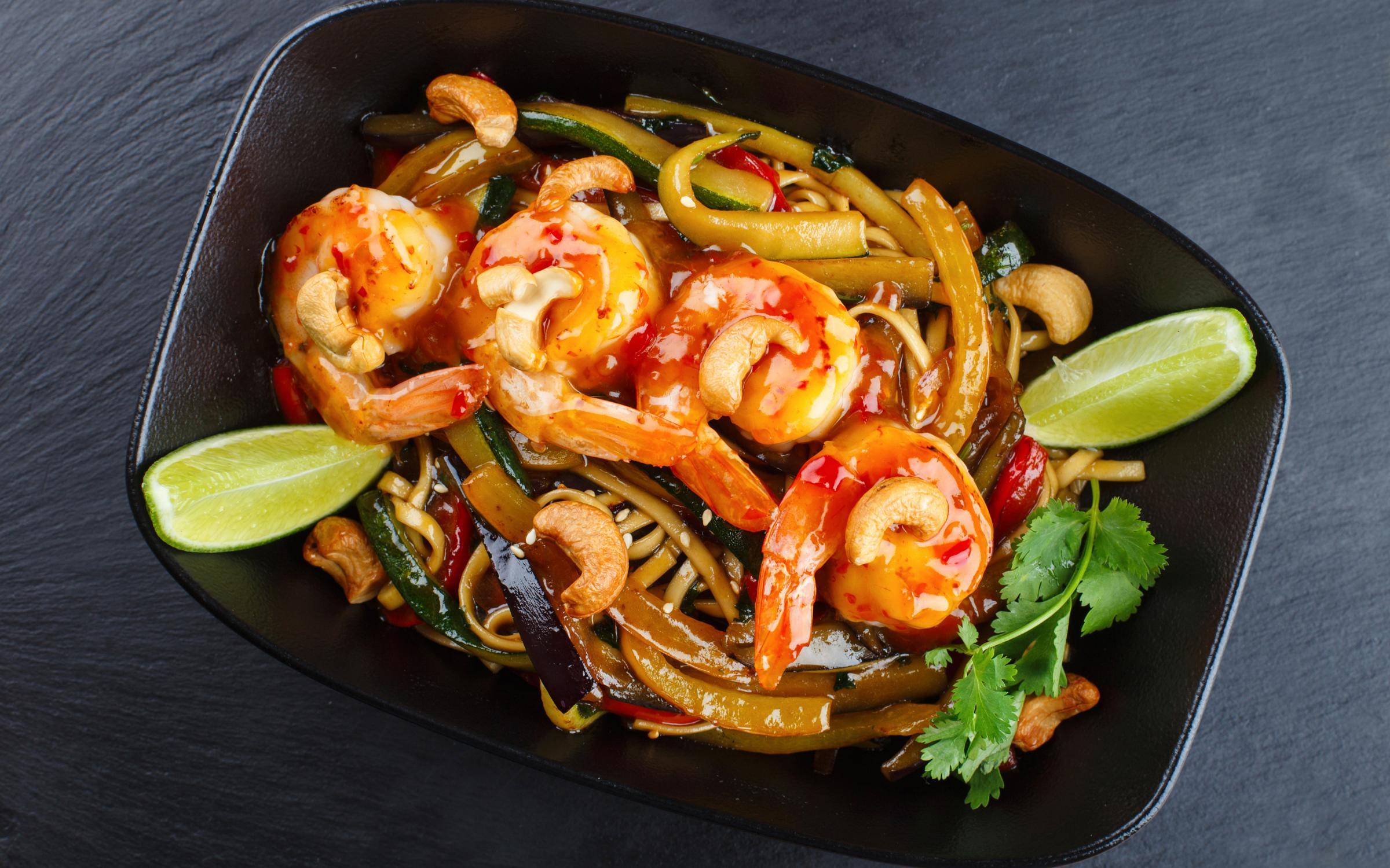 Рецепты блюд из морепродуктов с фото