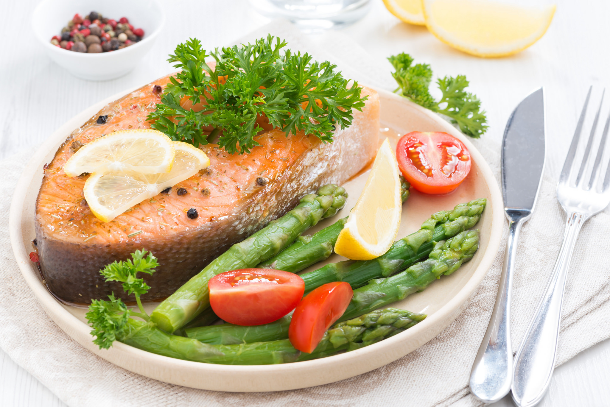 фото рыба с овощами июле продолжается
